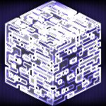 Digital Bedrock by Hellomon100