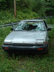 car 01 - broken