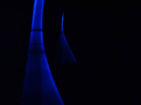 Blue Glow 14