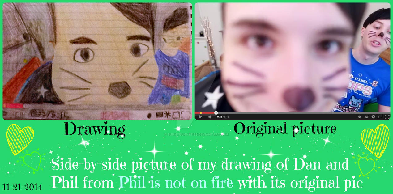 Dan And Phil Wallpaper Collage