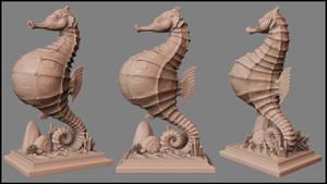 Fat Seahorse