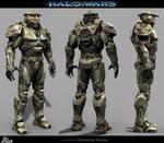 Halowars - Spartan
