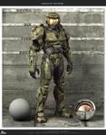 Halowars - Spartan light test