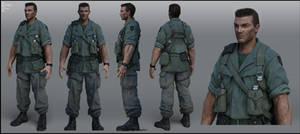 wolverine Origins - Stryker