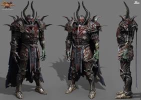 warhammer - Chaos Champion