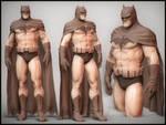 Batman by Baldasseroni