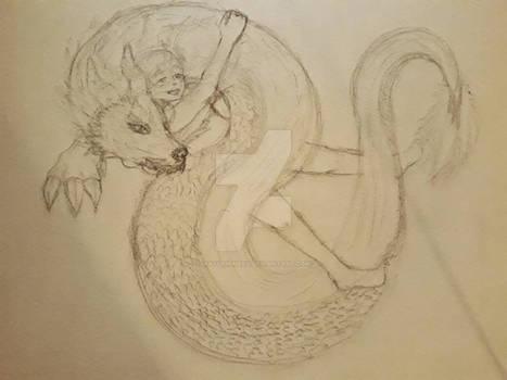 dragon girl spirit