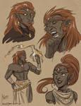 More Ganondorf plus Nabooru