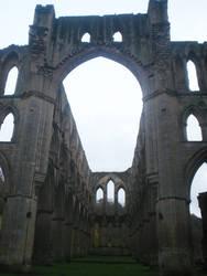 Rievaulx Abbey III by twiggy101