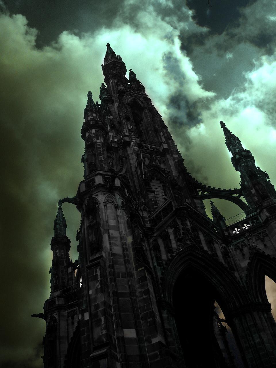 Black Tower By Twiggy101