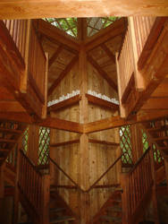 Inside the Treehouse by twiggy101