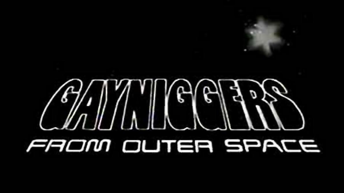 Проснулась шума, фильм геи ниггеры из космоса