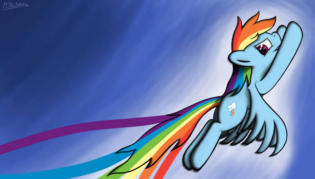 Rainbow Dash (Thrash)