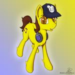 Macarou Pony (Commission)