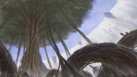 The Sunken Mangrove