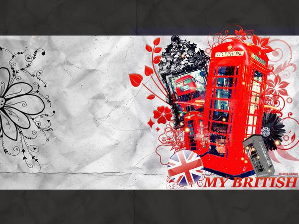 My British Wallpaper By Believedesign On Deviantart
