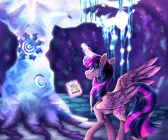 Been Here A Long Time by NessaCity