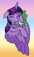 Until The End by NessaCity