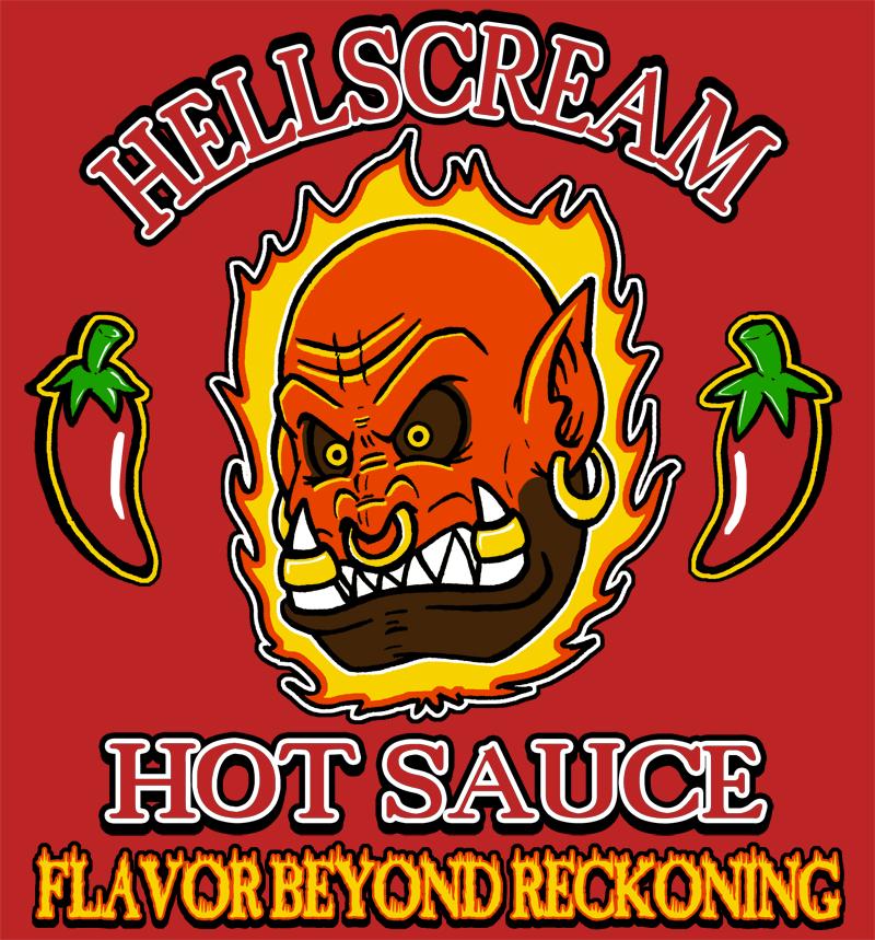 Salsa Delicadeza caliente del DIABLO ! - Página 5 Hellscream_hot_sauce_by_duckboy-d6pxloz