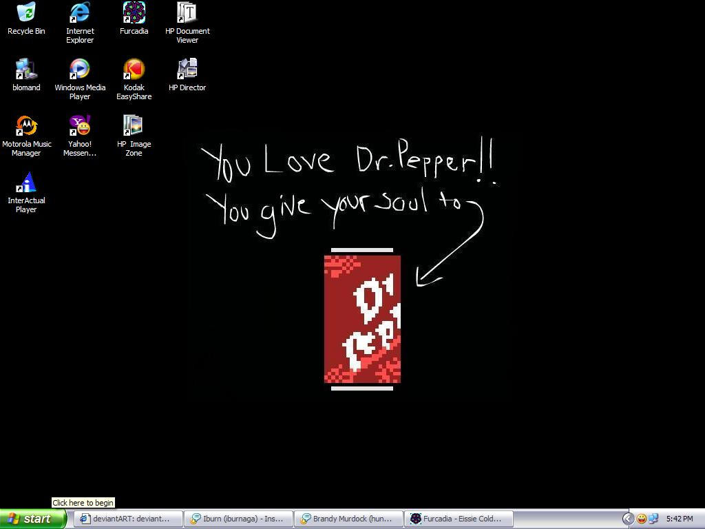 Love Dr. Pepper by Eissie