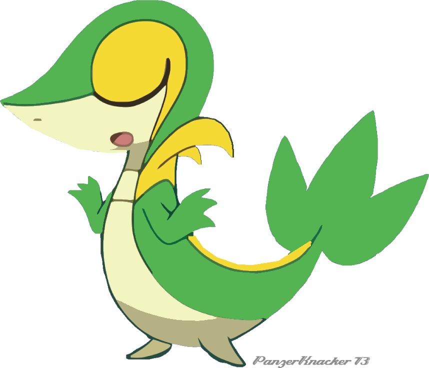 snivy serperior coloring pages - photo#34
