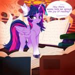 MLP Joy of Reading