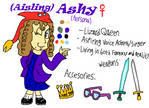 Aisling (Persona) Ref sheet