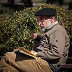 The reader by ioanaalexandra