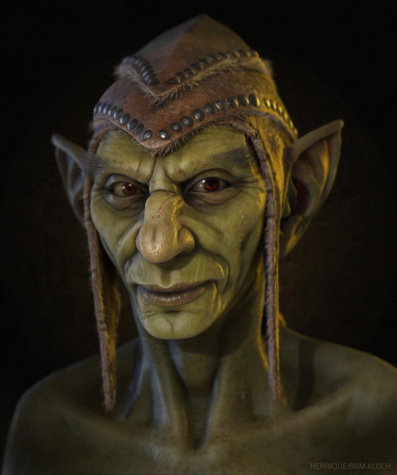 Goblin by hpkluch