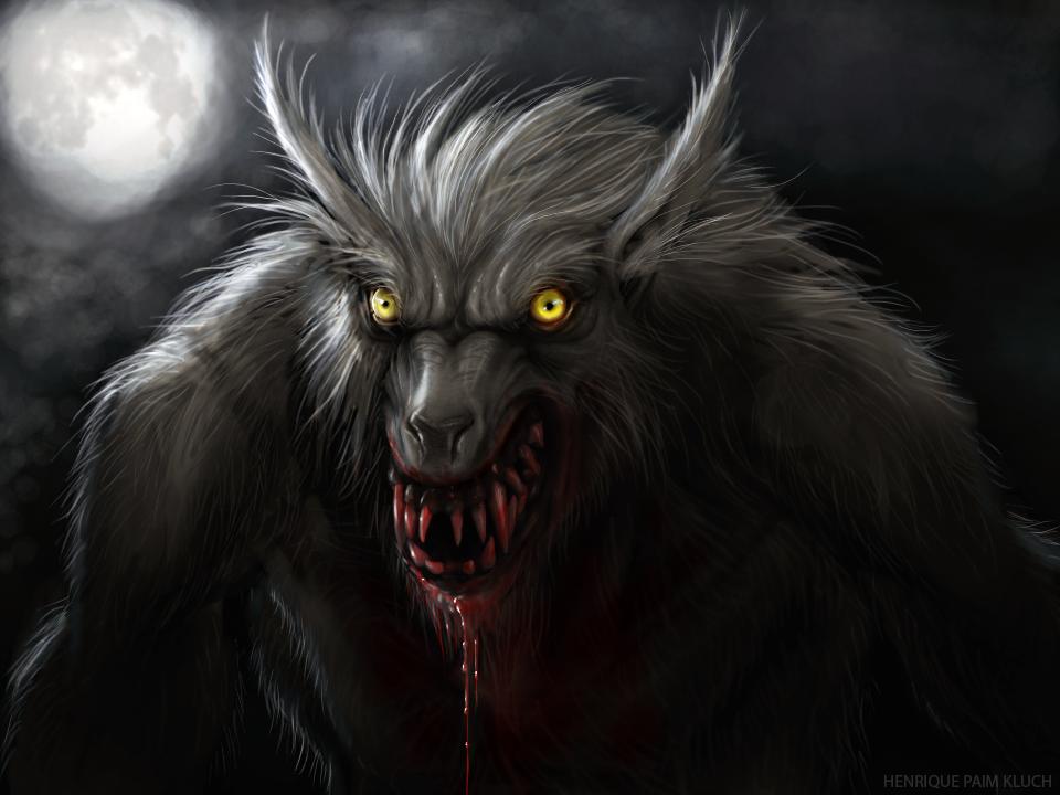 Lycanthropy by hpkluch