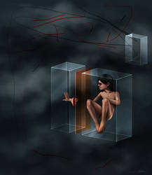Cube-figurative air balls by dario111