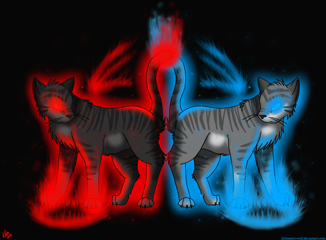 Conflicting Auras by Raven-Kane on DeviantArt