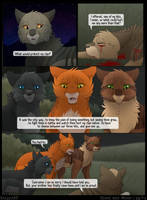 Warriors: Blood and Water - Page 84 by KelpyART