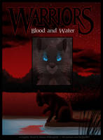 Warriors: Blood and Water - Cover (2019) by KelpyART