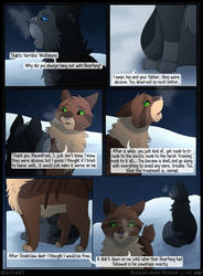 Warriors: Blood and Water - Page 100 by KelpyART