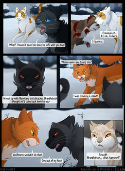 Warriors: Blood and Water - Page 110