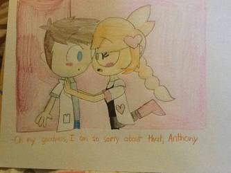 Gift: Scientific Love by TigeressBird324