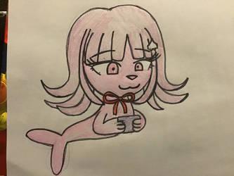Danganronpa: Chiaki Nanami Seal by TigeressBird324