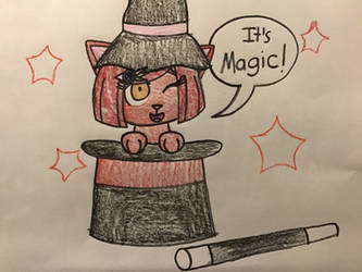Danganronpa: Magical Hat by TigeressBird324