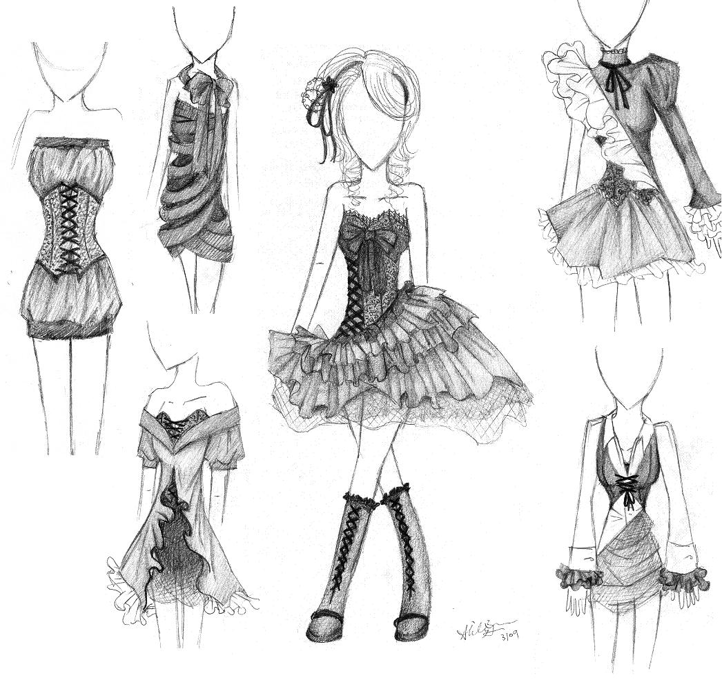 Gothic Designs by aznelf on DeviantArt