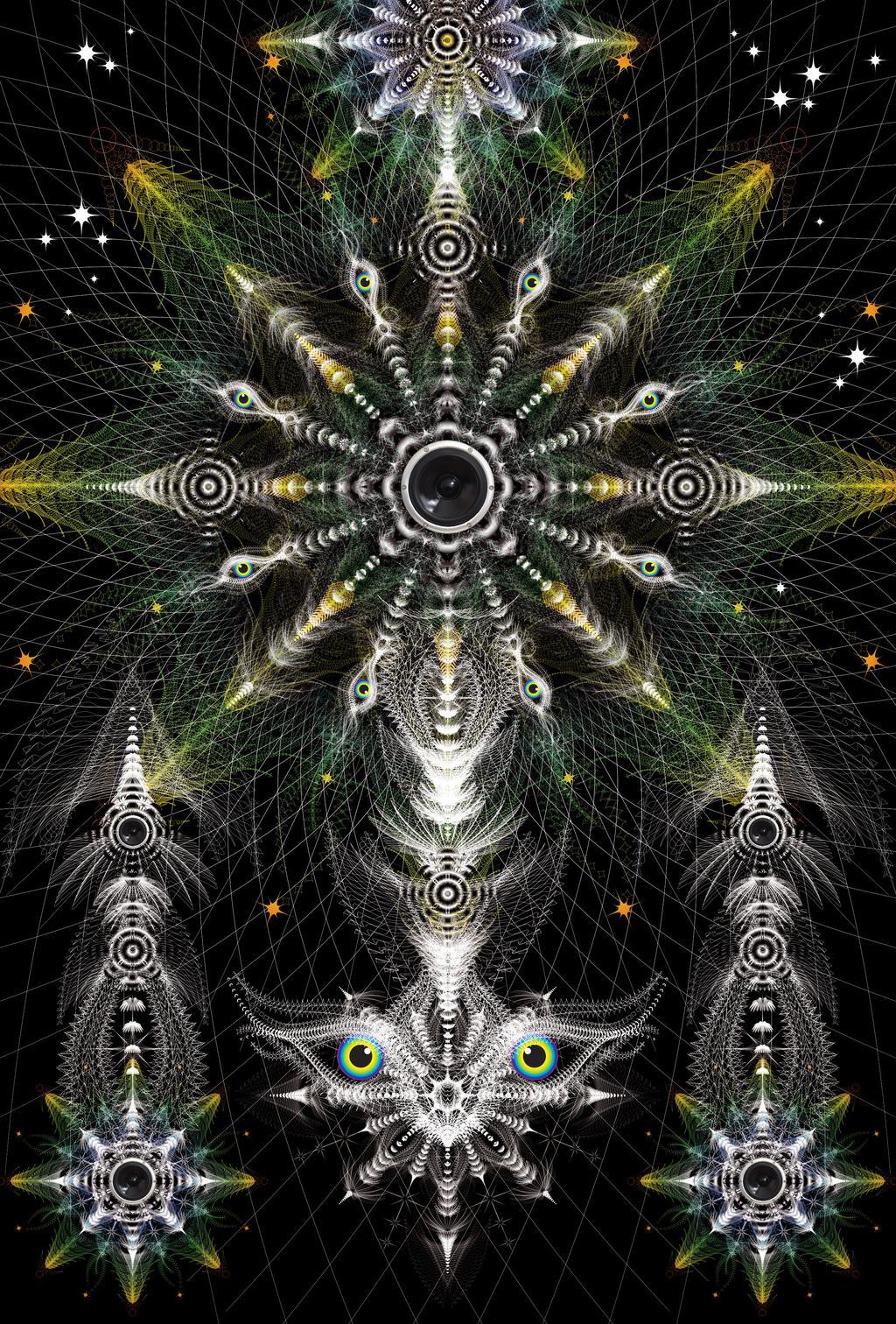 Mandala Gradient Progress