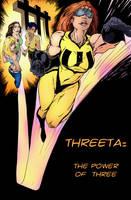Threeta by Ken Hunt by larafan