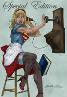 Special Edition Supergirl by larafan