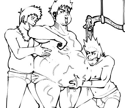 [2014-10-07] Stuffing Scene by splashcore