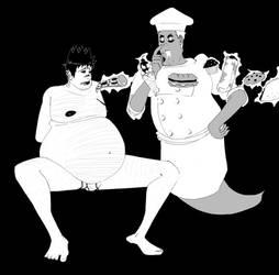 [2017-07-29] Stuffing Scene by splashcore