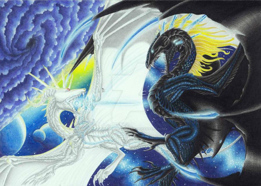 Endless Fight by Windspirit-Aquaeris