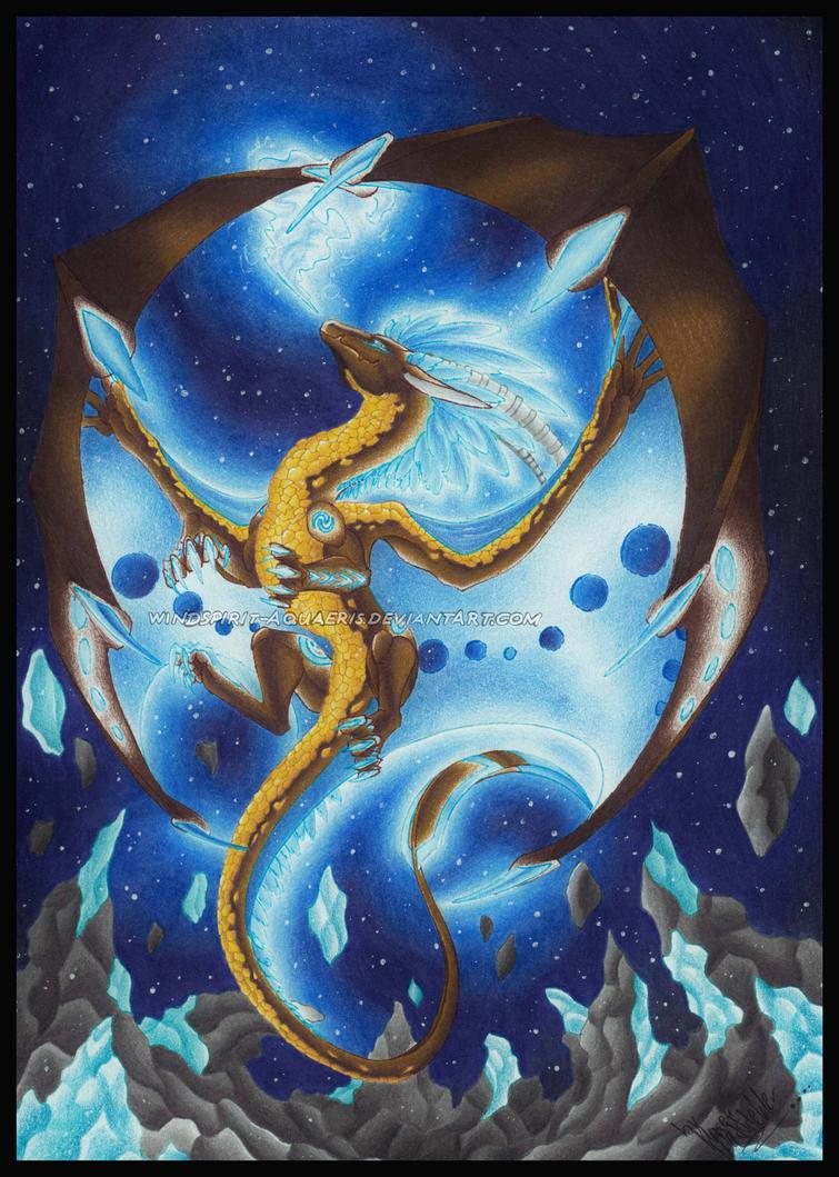 .:: Kohaku the Borderbreaker ::. by Windspirit-Aquaeris