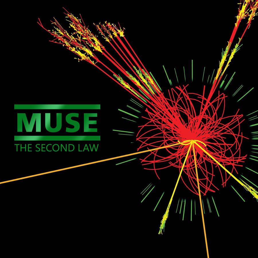 MUSE The 2nd Law album art by darkvaati76 on DeviantArt