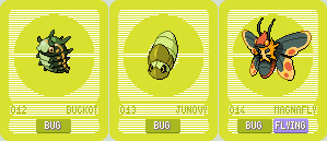 First bug line by Giulio-91