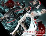 Bayonetta and Jeanne MMD